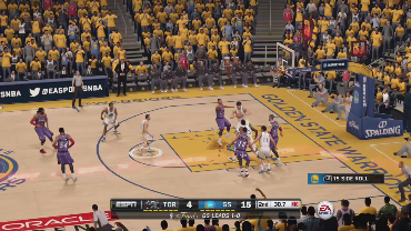 josh1922 playing NBA LIVE 16