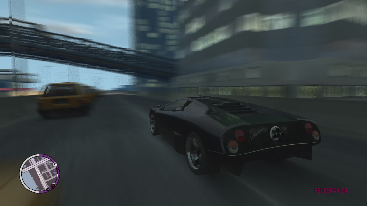 Crimnsonbullet6 playing Grand Theft Auto IV