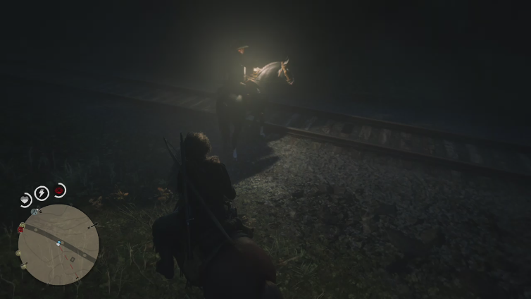 M3RKYM4RKY playing Red Dead Redemption 2